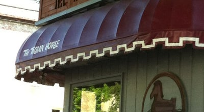 Photo of Greek Restaurant Trojan Horse at 100 E Kirkwood Ave, Bloomington, IN 47408, United States