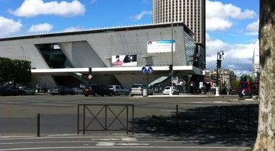 Photo of Plaza Place de la Porte Maillot at Place De La Porte Maillot, Paris 75017, France