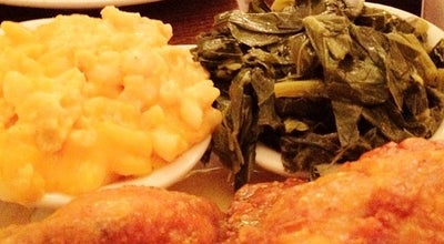 Photo of Southern / Soul Food Restaurant Amy Ruth's at 113 W 116th St, New York, NY 10026, United States