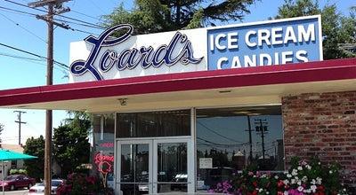 Photo of Ice Cream Shop Loard's Ice Cream at 2000 Wayne Ave, San Leandro, CA 94577, United States