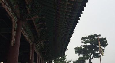Photo of Historic Site 관덕정 (Gwandeokjeong, 觀德亭) at 관덕로 19, 제주시, South Korea