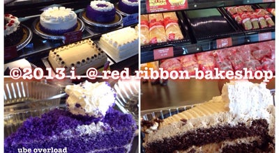 Photo of Bakery Red Ribbon Bakeshop at 131 W Carson St, Carson, CA 90745, United States