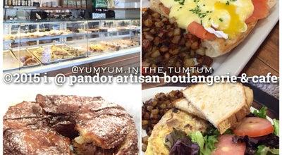 Photo of Cafe Pandor Artisan Boulangerie & Cafe at 5327 E 2nd St, Long Beach, CA 90803, United States