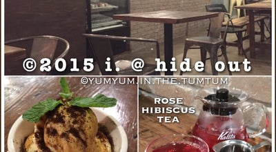 Photo of Coffee Shop Hideout Cafe at 18888 Labin Ct, Rowland Heights, CA 91748, United States