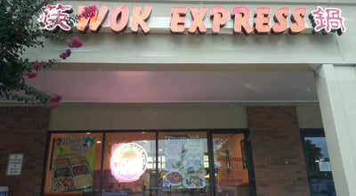Photo of Chinese Restaurant Wok Express at 3150 Overton Rd, Mountain Brook, AL 35223, United States
