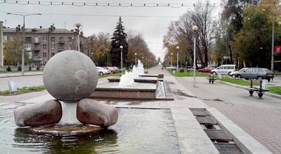 Photo of Park Бульвар Шевченка at Бул. Шевченка, Запорожье 69035, Ukraine