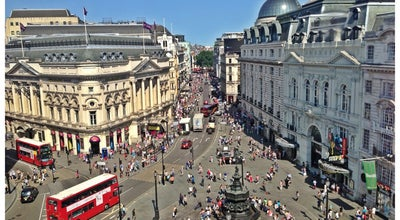 Photo of Plaza Piccadilly Circus at Piccadilly Circus, London W1D 1NN, United Kingdom