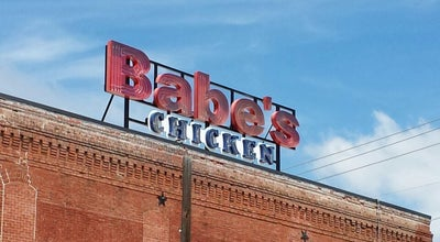 Photo of Southern / Soul Food Restaurant Babe's Chicken Dinner House at 120 S Main St, Burleson, TX 76028, United States