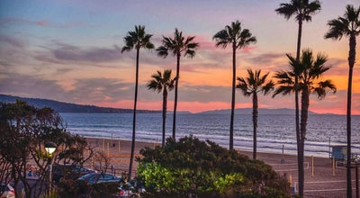 Photo of Beach Manhattan Beach, California at Hermosa Beach, CA 90254, United States