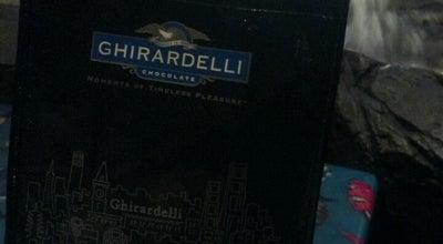 Photo of Dessert Shop Ghiradelli Chocolates at Ontario, CA, United States