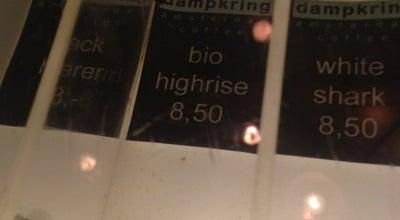 Photo of Marijuana Dispensary Dampkring at Haarlemmerstraat 44, Amsterdam 1013 ES, Netherlands