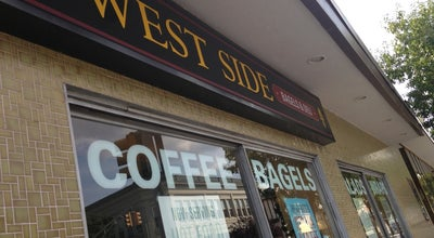 Photo of Bagel Shop West Side Bagels & Deli at 2 Godwin Ave, Ridgewood, NJ 07450, United States