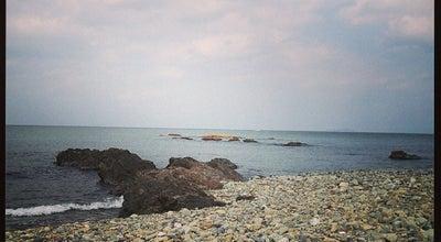 Photo of Beach 持石海岸 / 三里が浜 at 高津町, 益田市 698-0041, Japan
