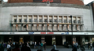 Photo of Concert Hall Eventim Apollo at 45 Queen Caroline St, Hammersmith W6 9QH, United Kingdom