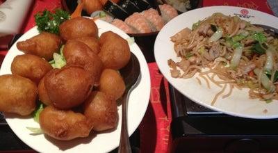 Photo of Asian Restaurant Jufu at Siltakatu 11, Espoo 02770, Finland