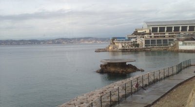 Photo of French Restaurant Eden Roc at 52 Corniche Kennedy, Marseille 13007, France