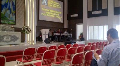 Photo of Church GKI Penginjil at Jl. Ir. H. Juanda 17, Sukabumi, Indonesia
