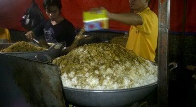 Photo of Food Truck Nasi Goreng Kambing Kebon Sirih at Jalan Kebon Sirih Barat 1, Jakarta Pusat 10340, Indonesia