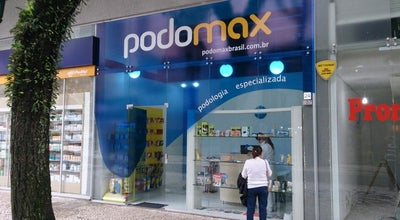 Photo of Nail Salon Podomax at R. Cdor. Araújo, 24 - Lj. 07, Curitiba, Brazil