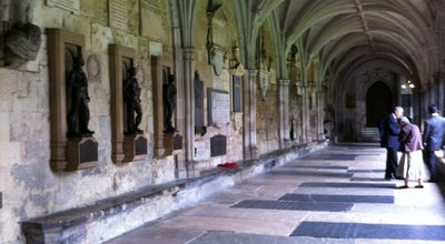 Photo of Church Westminster Abbey Cloisters at 20 Dean's Yard, London SW1P 3PA, United Kingdom