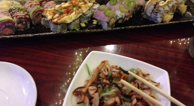 Photo of Sushi Restaurant Japan Inn at 739 Red Banks Rd, Greenville, NC 27858, United States