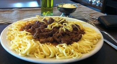 Photo of Italian Restaurant Macarronada Italiana at R. Dom Afonso, 160, Balneário Camboriú, Brazil
