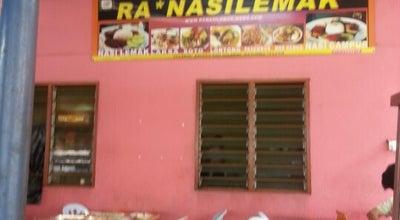 Photo of Asian Restaurant R.A Nasi Lemak at Asian Heritage, kuala lumpur, Malaysia
