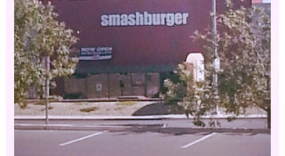 Photo of Burger Joint Smashburger at 5130 S Fort Apache, Spring Valley, NV 89148, United States