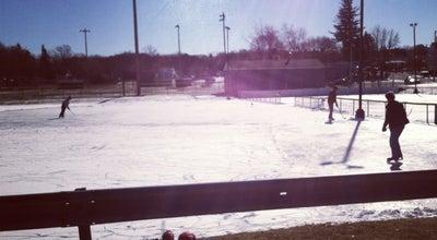 Photo of Baseball Field Bernon Park/ Clem Labine Field at Gilberet, Woonsocket, RI 02895, United States