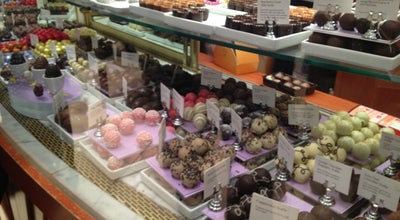 Photo of Chocolate Shop Godiva at 1460 Broadway, New York, NY 10036, United States