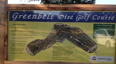 Photo of Disc Golf Carrollton Disc Golf Course at United States