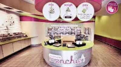 Photo of Ice Cream Shop Menchie's at 3348 Cobb Pkwy Nw, Acworth, GA 30101, United States