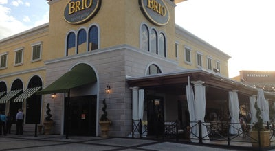Photo of Italian Restaurant Brio Tuscan Grill at 8888 Sw 136th St, Miami, FL 33176, United States