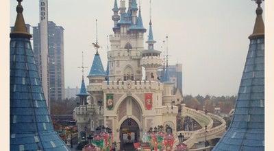 Photo of Theme Park 롯데월드 어드벤처 (LOTTE WORLD Adventure) at 송파구 올림픽로 240, 서울특별시 05554, South Korea
