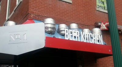 Photo of Gastropub Beer Kitchen No. 1 at 435 Westport Rd, Kansas City, MO 64111, United States