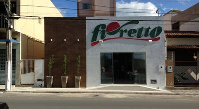 Photo of Ice Cream Shop Fioretto Sorvetes at Av. Guriri, S/n, São Mateus, Brazil