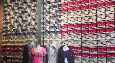Photo of Shoe Store Converse at 560 Broadway, New York, NY 10012, United States