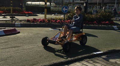 Photo of Racetrack kid karting at Havenstraat, 8370 Blankenberge, Blankenberge 8370, Belgium