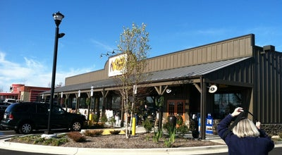 Photo of American Restaurant Cracker Barrel Old Country Store at 45315 Abell Houselane, California, MD 20619, United States