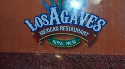 Photo of Mexican Restaurant Los Agaves at 1179 Royal Palm Beach Blvd, West Palm Beach, FL 33411, United States