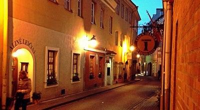 Photo of Brewery Leičiai at Stiklių G. 4, Vilnius, Lithuania