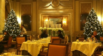 Photo of French Restaurant Le Cinq at 31 Avenue George V, Paris 75008, France