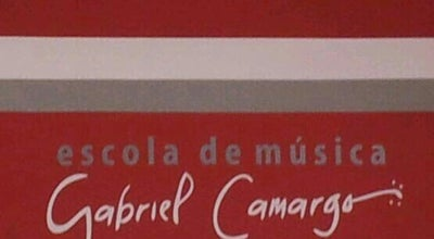 Photo of Concert Hall Escola de Musica Gabriel Camargo at Brazil