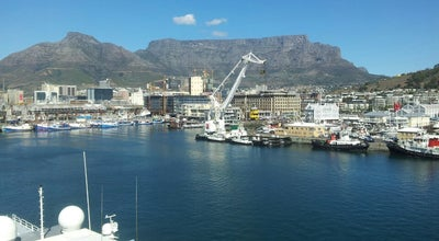 Photo of Hotel Table Bay Hotel at V&a Waterfront, South Africa