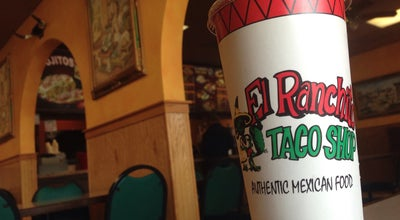 Photo of Mexican Restaurant El Ranchito Taco Shop at 14149 Twin Peaks Rd, Poway, CA 92064, United States