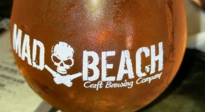 Photo of Brewery Mad Beach Craft Brewing Company at 12945 Village Blvd, Madeira Beach, FL 33708, United States