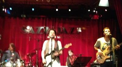 Photo of Jazz Club Sazz'n Jazz at Boulevard Bischoffsheimlaan 38b, Brussel 1000, Belgium