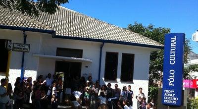 Photo of Art Museum Museu - Pólo Cultural - Prof Adaly Coelho Passos at Rua Dr. Altino Arantes, Caraguatatuba 11660-000, Brazil