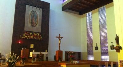 Photo of Church Parroquia de Nuestra Señora de Guadalupe at Garza García, Mexico