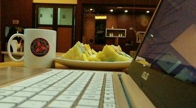 Photo of Coffee Shop Coffee & Chef at Jalan Erlangga Barat Vii / 1, Semarang 50241, Indonesia